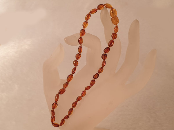 amber necklace for babies