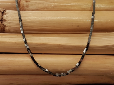 hematite necklace 2mm