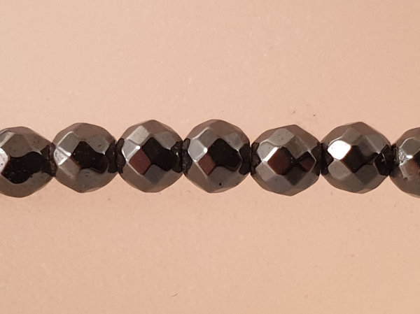 hematite necklace 3mm