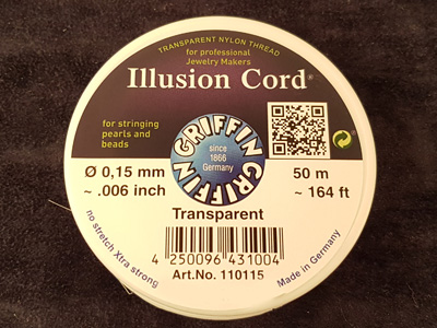 Illusion Cord 0.15mm/50m