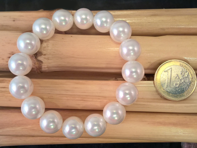 shellpearl bracelet 12mm