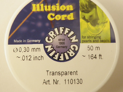 Illusion Cord 0.30mm/50m