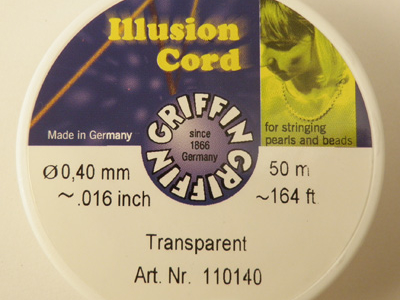 Illusion Cord 0.40mm/50m