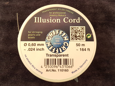 Illusion Cord 0.60mm/50m