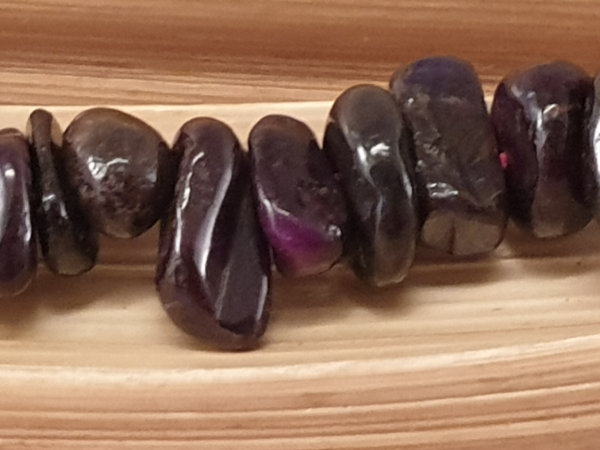 sugilite necklace 5-8mm