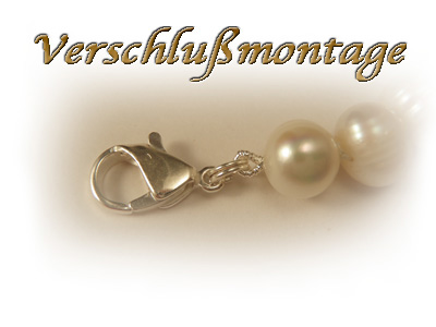 clasp fixing pearl silverplated +4cm