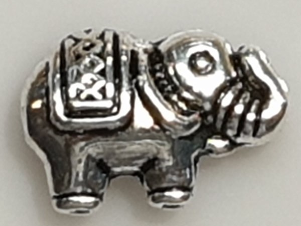 finding, elephant, metal antik